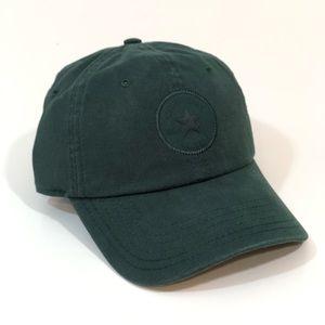Converse All Star Baseball Hat Cap Dark Teal